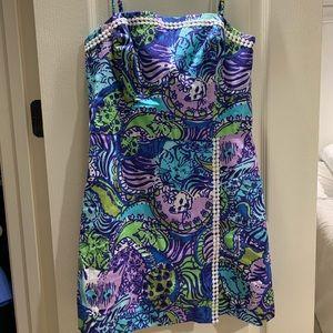 Lily Pulitzer Romper Dress